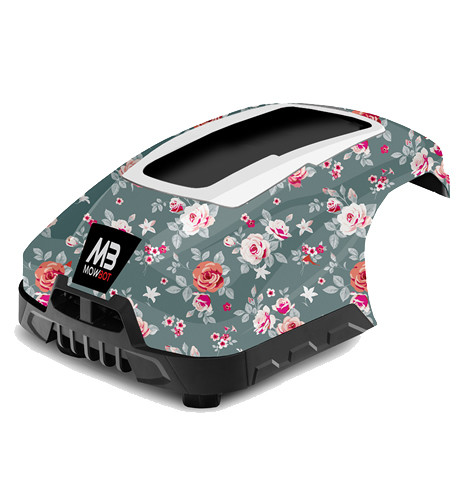 Floral Cover COVER ONLY Fits both Mowbot 800 & 1200 models