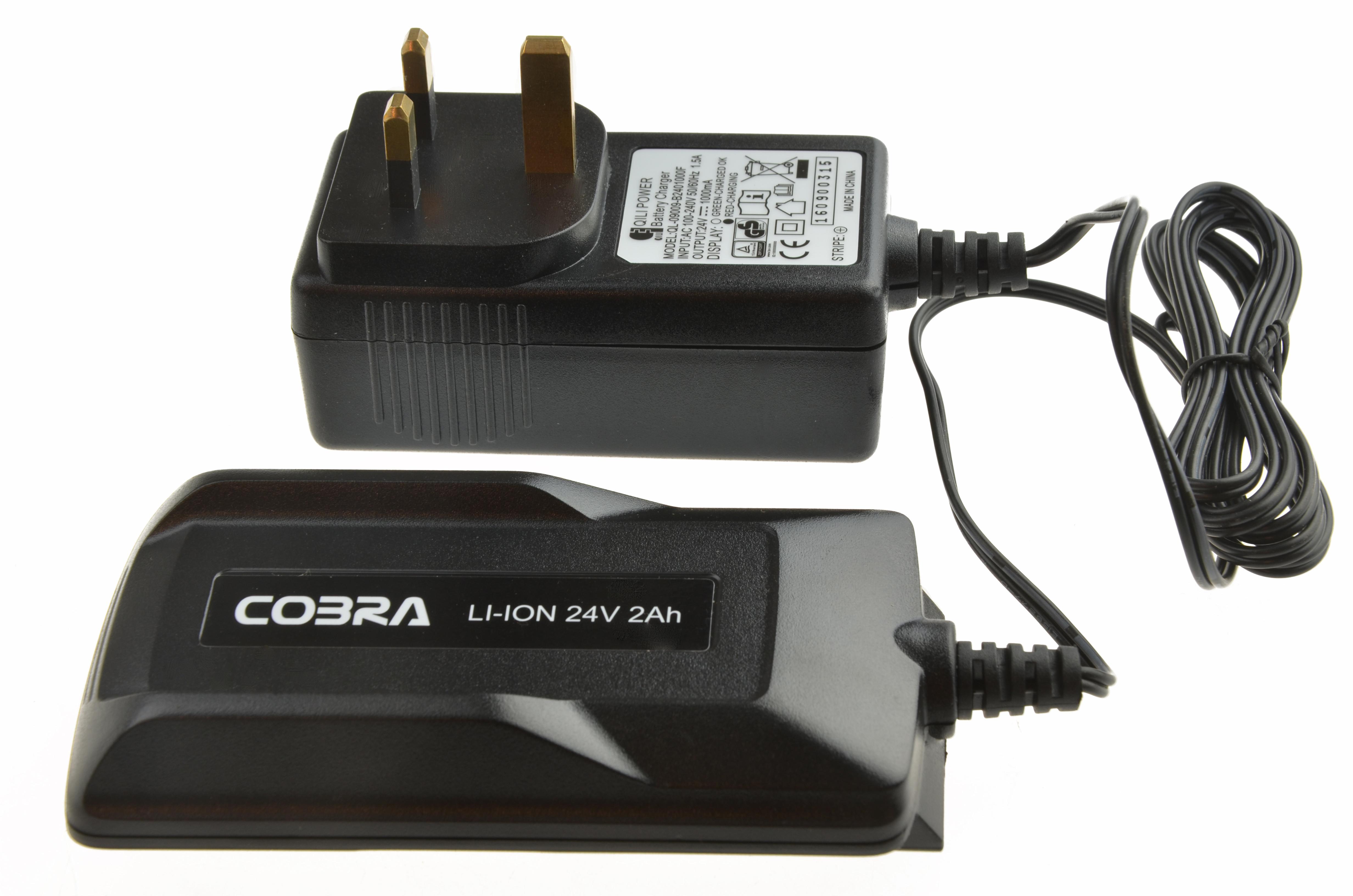 Cobra 24v Charger
