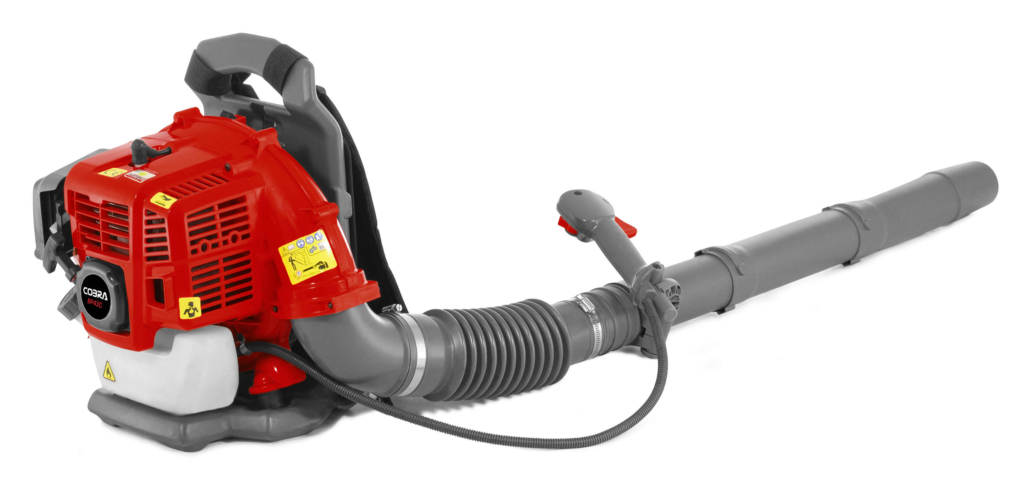 BP43C Petrol Powered Backpack Blower