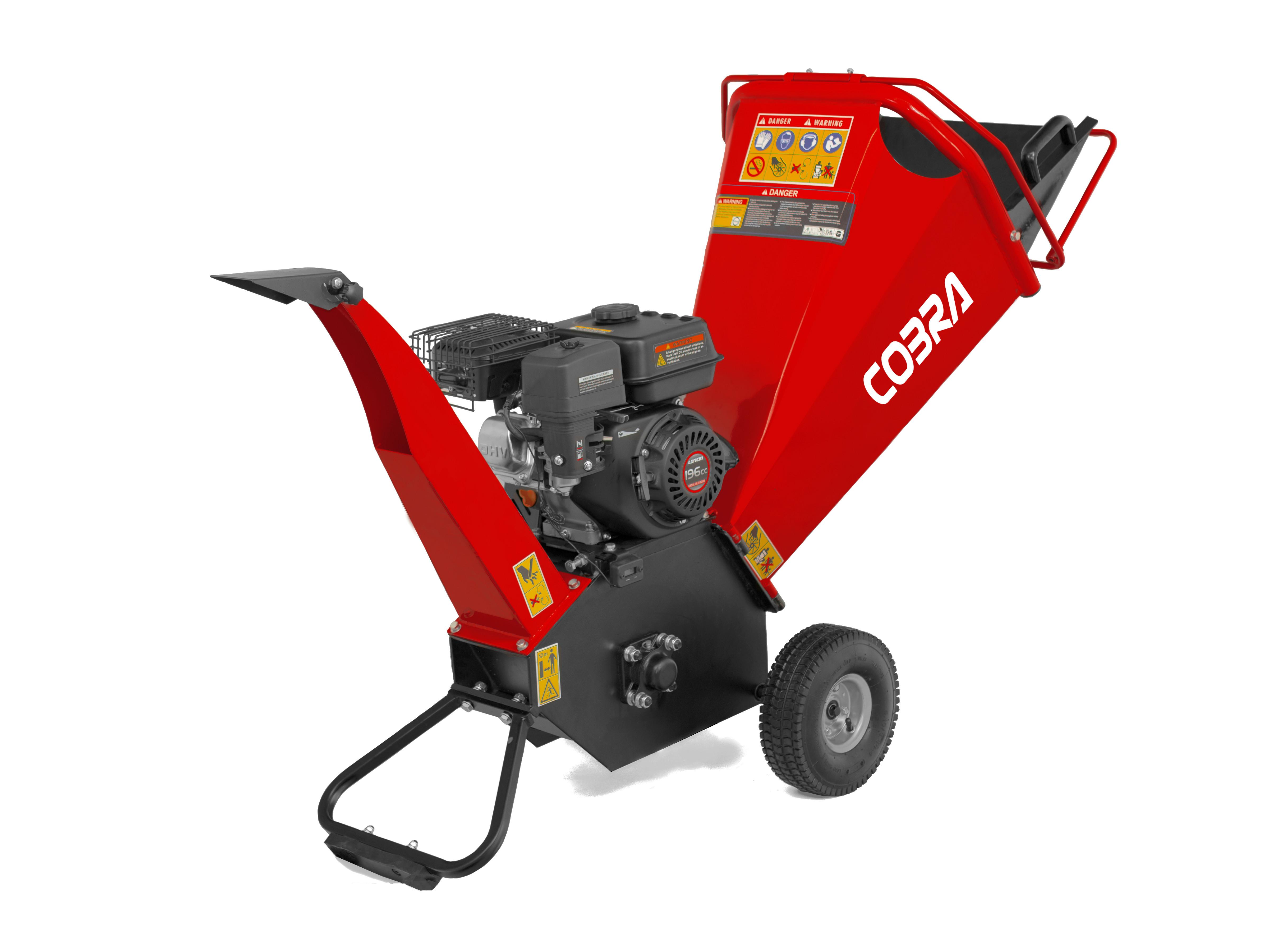 "CHIP650L 3"" Capacity Wood Chipper"
