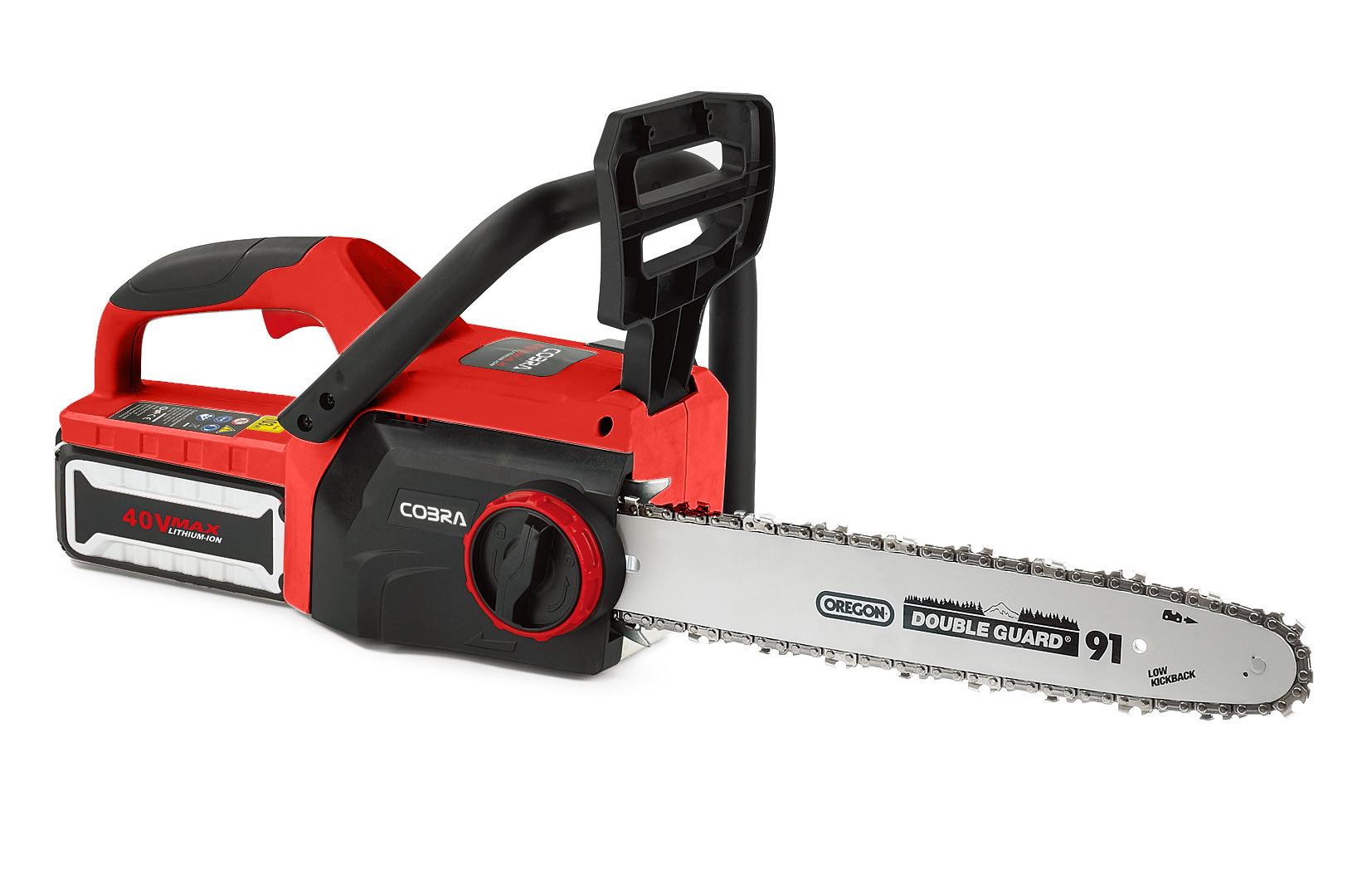 CS35040VZ 40v Cordless Chainsaw