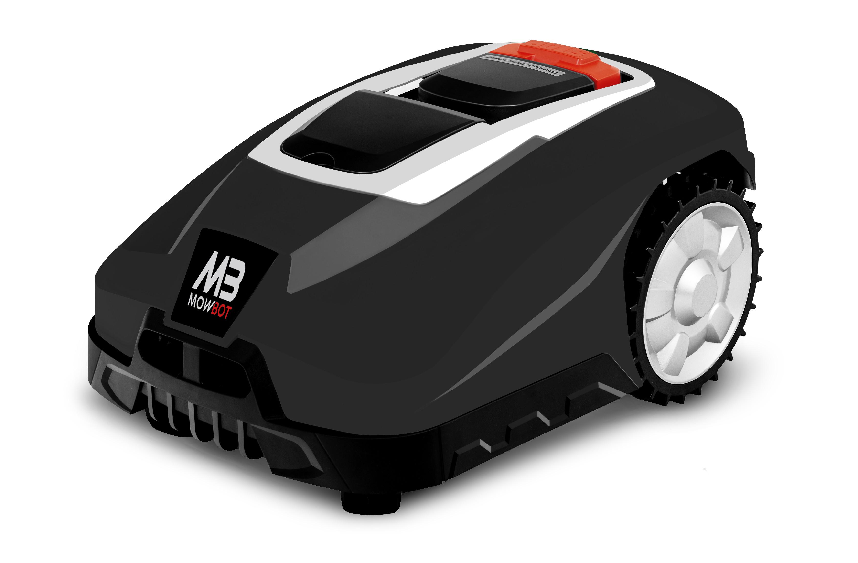Mowbot 1200 Midnight Black 1200sq/m Robotic Mower