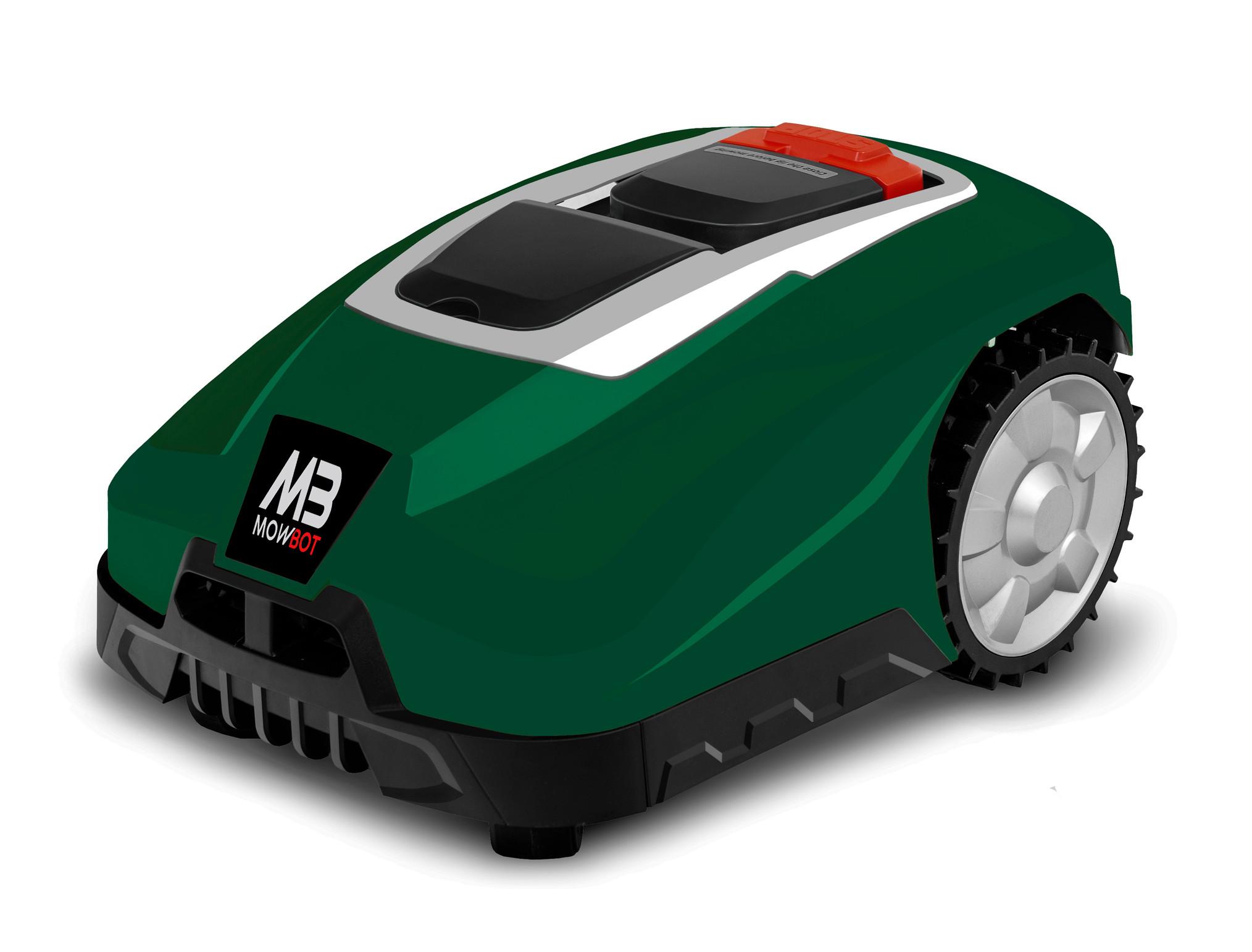 Mowbot 800SG Solid Green 800sq/m Robotic Mower