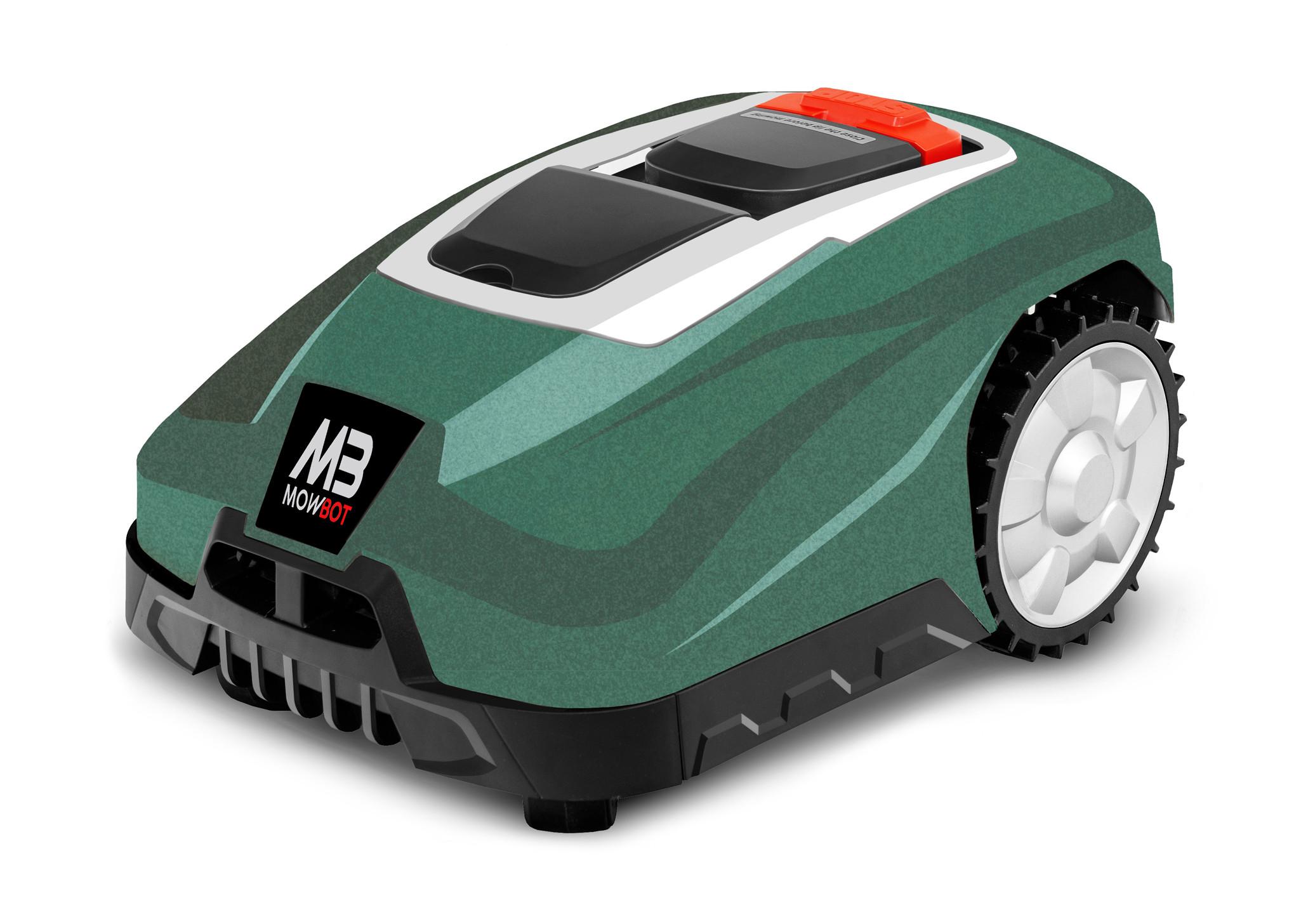Mowbot 800MG Metallic Green 800sq/m Robotic Mower