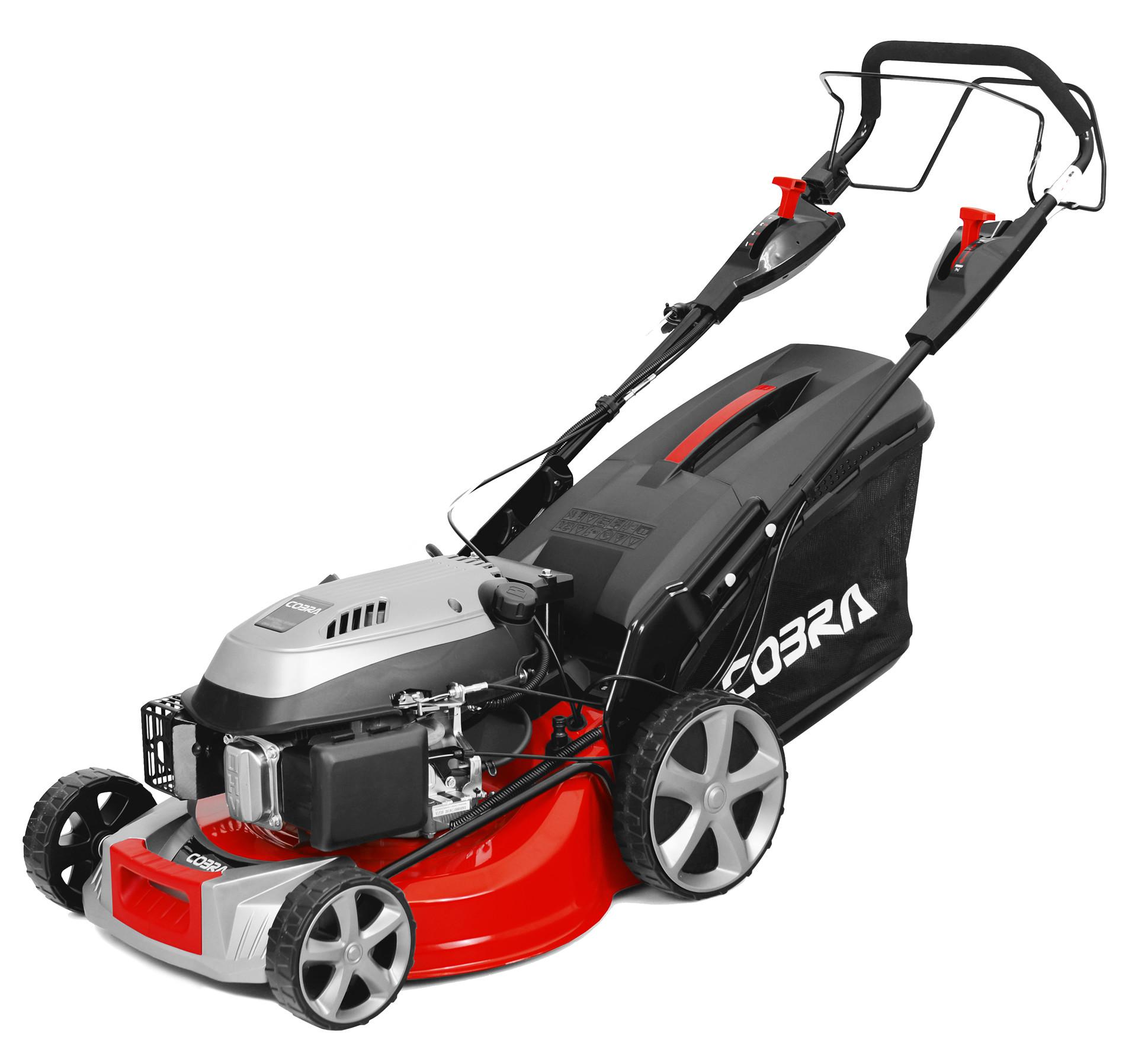 "Cobra MX534SPCE 21"" Petrol Powered Lawnmower"