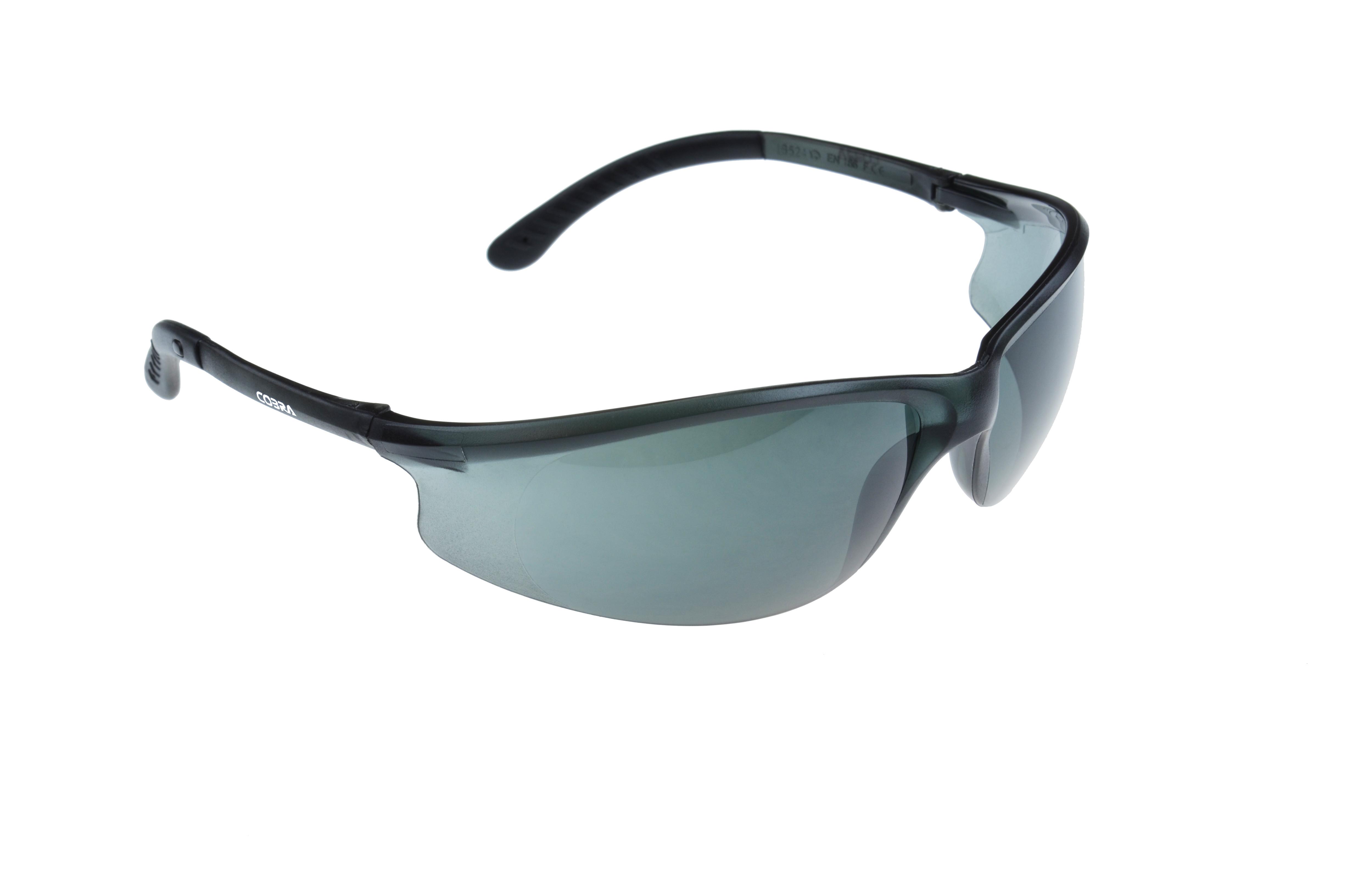 Grey Lens Safety Glasses