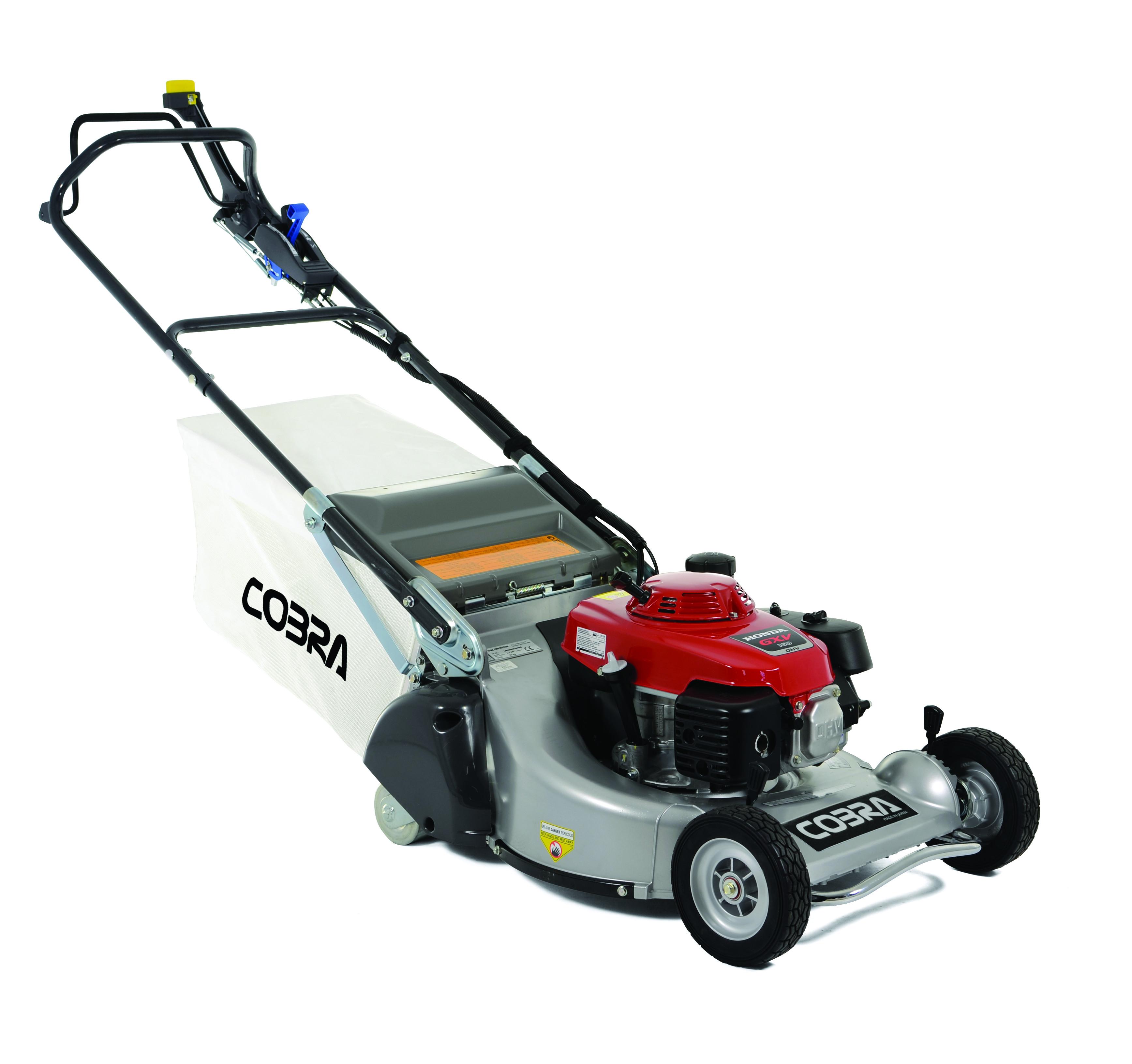 "Cobra RM53HST-PRO 21"" Petrol Roller Mower / Hydrostatic Drive"
