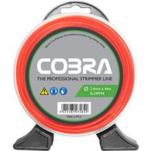 Cobra 2.4mm x 44m Round Professional Strimmer Line