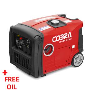 IG32ESI 3.2kW 4-Stroke Petrol Generator
