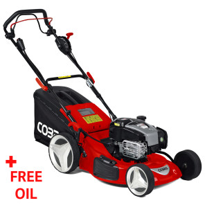 "MX515SPBI 20"" Petrol Lawnmower with Aluminium Deck"