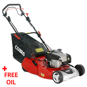 "RM513SPBI 20"" B&S InStart S/P Rear Roller Lawnmower"