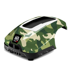 Camouflage COVER ONLY Fits both Mowbot 800 & 1200 models