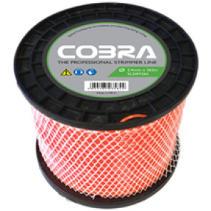 Cobra 2.4mm x 262m Round Professional Strimmer Line