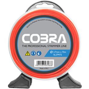 Cobra 2.7mm x 72m Round Professional Strimmer Line